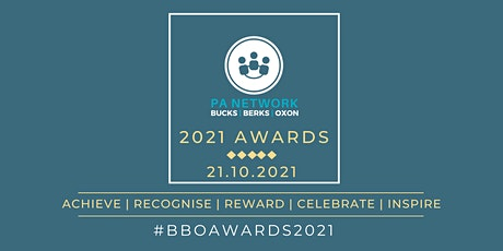 BBO PA Network 2021 L&D Event & Awards -  21/10/21 - Berystede Hotel, Ascot tickets