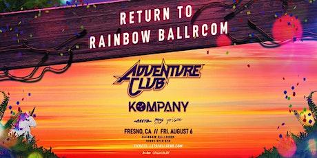 Return to Rainbow Ballroom tickets