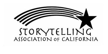 SAC Story Swap Genre Storytelling Series -- Spooky & Scary Tales tickets