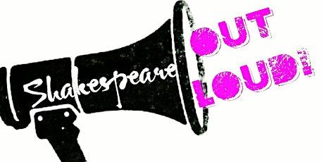 As You Like It OUT LOUD Online! biglietti