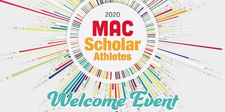 2020 MAC Scholar Athlete Welcome Event tickets