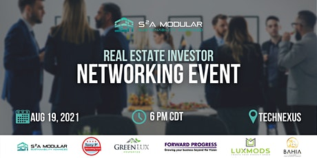 Investor Networking Event: Construction Disruption The Next Normal is Here tickets