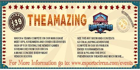 EsportsCircus In the OC!  StealCraft Café Garden Grove tickets