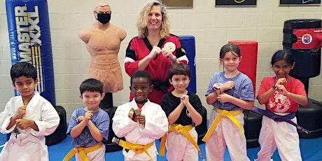 Farmington Valley Sweat with Avon Kempo  Aikido Academy- KARATE  Session  1 tickets