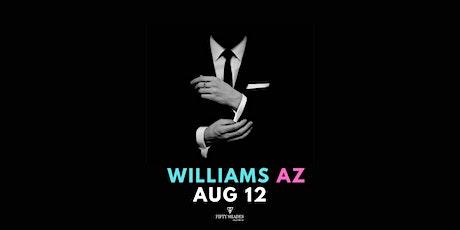 Fifty Shades Live|Williams, AZ tickets