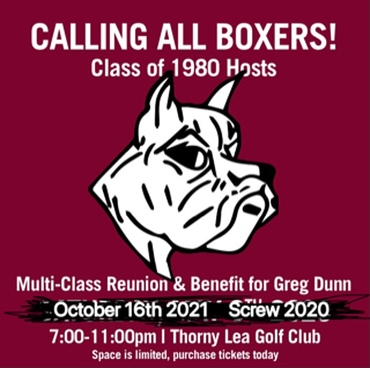 BHS Class of 1980 40th Re-Reunion image