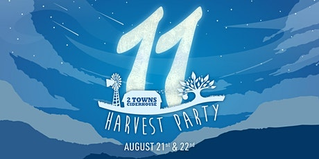 11th Annual Harvest Party - Volunteer Signups tickets