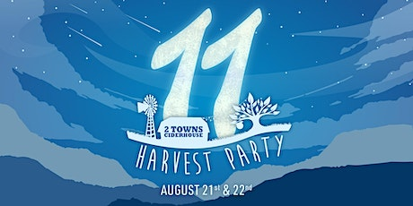 11th Annual Harvest Party tickets