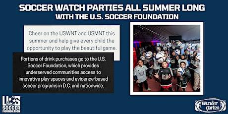 U.S. Soccer Foundation Watch Parties tickets
