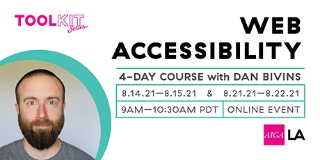 Web Accessibility Course tickets