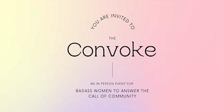 The Convoke tickets