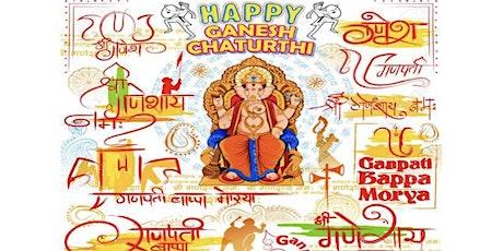 Ganapati Festival tickets