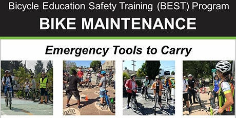 Bike Maintenance: Emergency Tools to Carry  - Online Video Class tickets