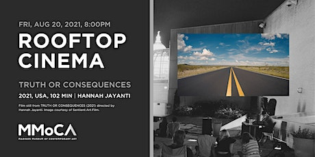 Rooftop Cinema: Truth or Consequences (8/20) tickets