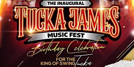 Tucka James Music Fest tickets