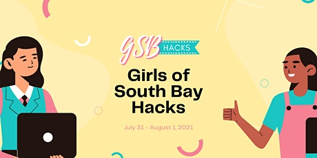 Girls of South Bay Hacks Tickets