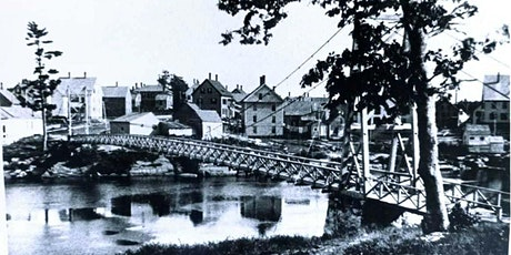 PHC Walking Tour - Le Petit Pont: Life and Work by the Androscoggin tickets