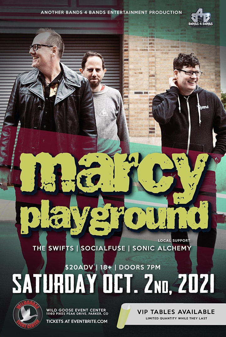 Marcy PlayGround ( Sex and Candy Tour) image