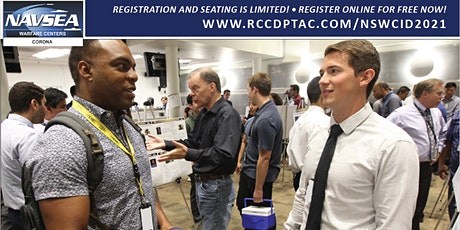 NSWC Corona Division  2021 Industry Day tickets
