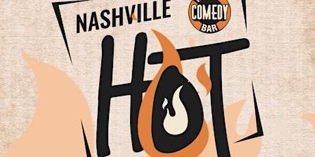 THURSDAY AUGUST 26: NASHVILLE HOT SHOWCASE tickets