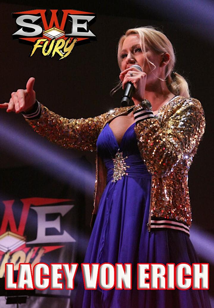SWE FURY TV LIVE! image