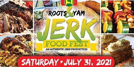 JERK FEST 2021 - Caribbean Food & Music Festival tickets