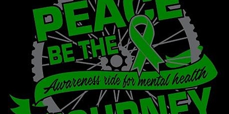 Peace Be The Journey bike ride for mental health awareness tickets