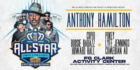 Boosie Bash ALL-STAR COMEDY AND R&B KICKOFF EXPERIENCE tickets