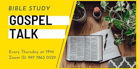 Gospel Talk tickets