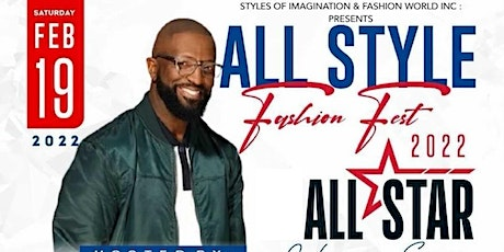 ALL STYLE FASHION FEST 2022 ALL STAR WEEKEND CLEVELAND tickets