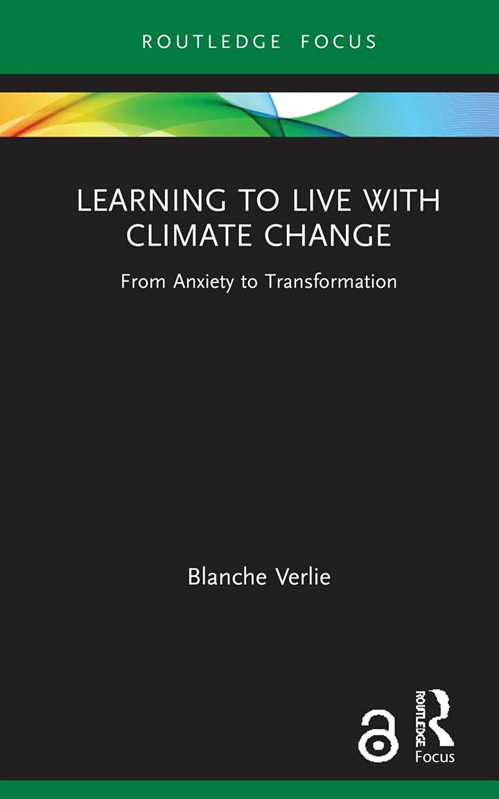 Learning to live with climate change: In person book launch image