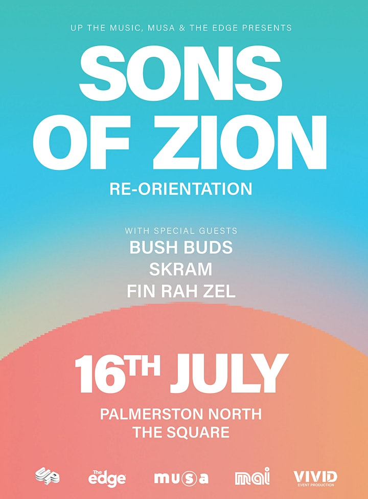 Sons of Zion   Palmerston North image
