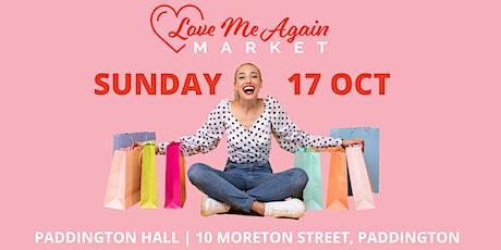 Love Me Again Market - Paddington - October tickets