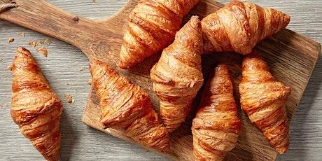 Make & Take: Croissants tickets