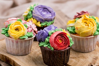 Make & Take: Decorate Cupcakes with  Summer Flowers tickets