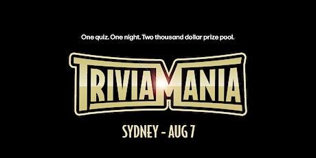 TriviaMania - The Tournament tickets