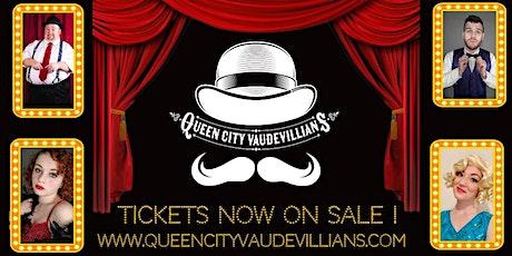 Queen City Vaudevillians Holiday Hijinks Show! tickets