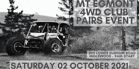 Mt Egmont 4WD Club Pairs Event (NEW DATE!!!) tickets