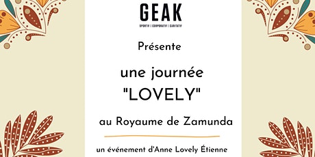 A LOVELY Day 2 - Une journée LOVELY 2 tickets