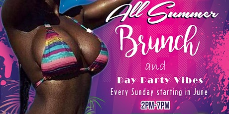 WE OUTSIDE: A SUMMER BRUNCH & DAY PARTY SERIES tickets