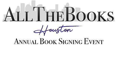 5th Annual All The Books Author Event tickets