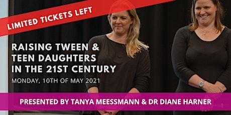 BRISBANE: Raising Tween & Teen Daughters in the 21st Century tickets