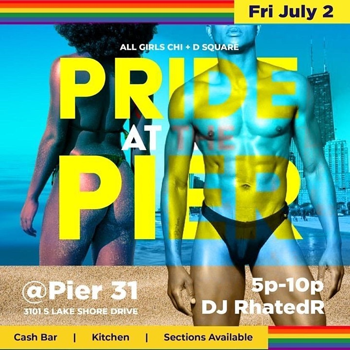 Chicago Black Pride '21: Pride at the Pier image