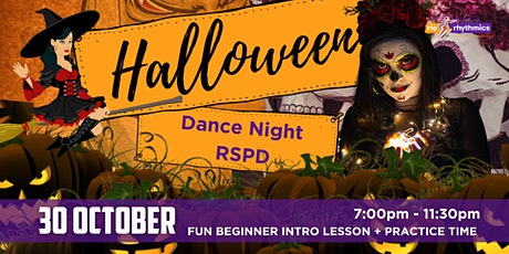 Trick or Treat yourself to a Halloween Dance Night tickets