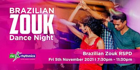 Brazilian Zouk RSPD Dance Night tickets