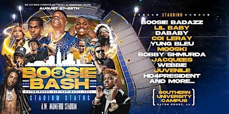 The 3rd Annual BOOSIE BASH-Baton Rouge Hip Hop Festival tickets