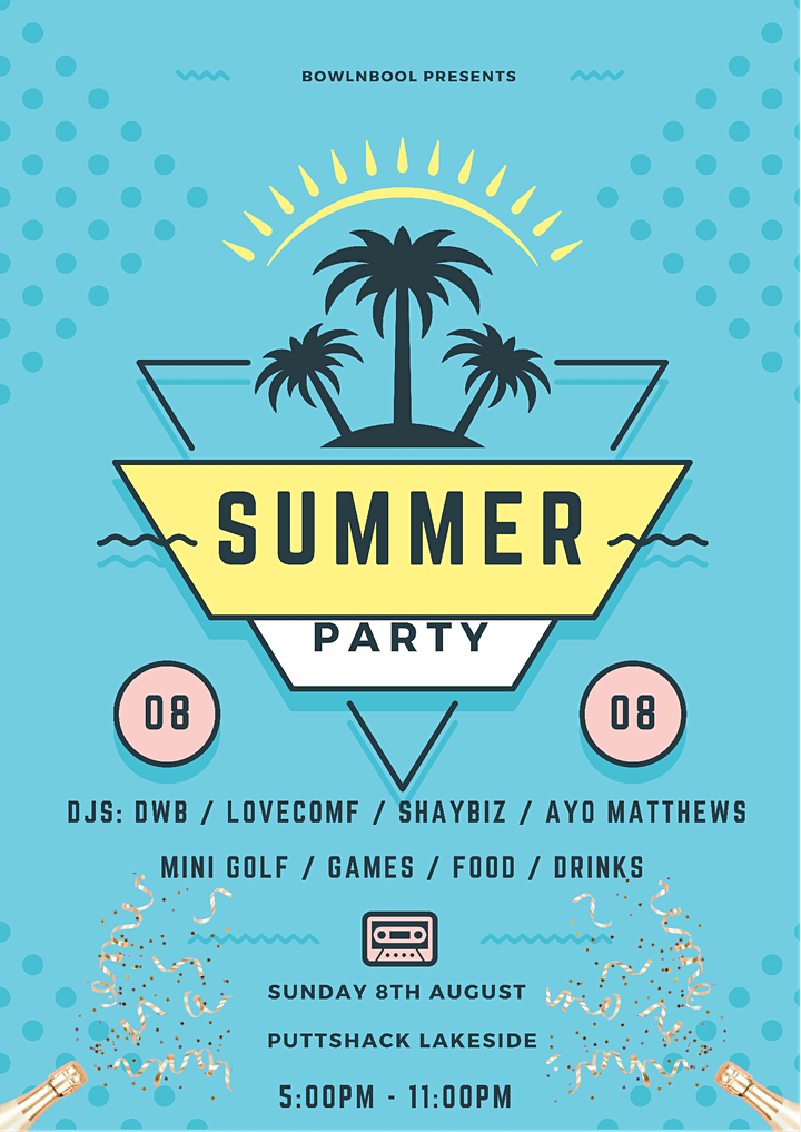 The Summer Party x Puttshack image