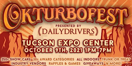 Okturbofest Car Show by Daily Drivers Inc tickets