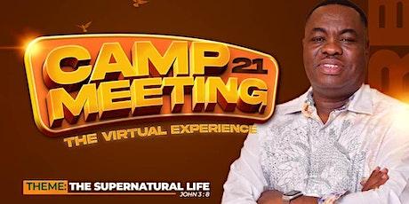 CAMP MEETING 2021 - VICTORY BIBLE CHURCH INTERNATIONAL - NORTH AMERICA tickets