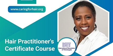 IAT Hair Practitioner Certificate Course overview tickets